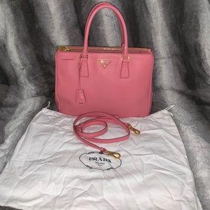 Prada Safiano Light Pink